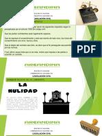 Legislacion Civil Unidad IV
