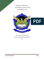Proposal Sriwijaya Air Erin