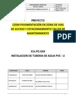 ICA.PO.XXX -Instalacion de Tuberia de Agua - copia.docx