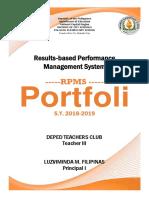 RPMS Cover Design Orange 1 Font - Onelove