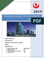 Trabajo de Edificios (2019)