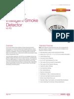 K85001-0646 -- Intelligent Smoke Detector