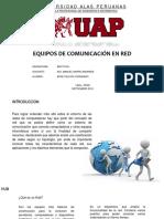 Imb Equipos de Comunicacion en Red