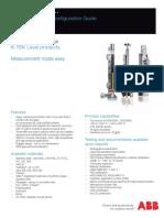 Technical Datasheet K-Tek KM26S
