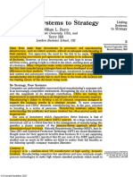 Berry, Hill - 1992 - Linking Systems to Strategy.pdf