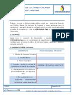 6.2.4 Procedimiento de Concesiones Portuarias Fluviales y Maritimas