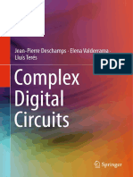 Jean-Pierre Deschamps, Elena Valderrama, Lluís Terés - Complex Digital Circuits (2019, Springer International Publishing).pdf
