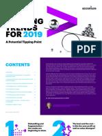 Accenture Top 10 banking trends 2019