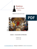 Esmirna Aulas de Turco - E-book 1 - Saudacoes e Expressoes Em Turco