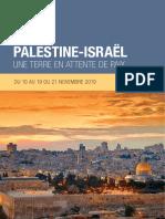 Voyage La Vie - Palestine Israël 2019