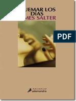 Quemar Los Dias - James Salter .epub