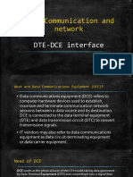 DTE DCE Interface