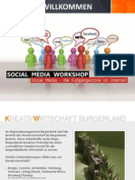 Social Media – Die Fußgängerzone im Internet