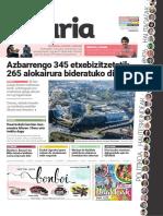 052. Geuria aldizkaria - 2019 maiatza
