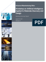 AI Applied to Materials Discovery and Design_Workshop Summary Report.pdf