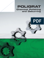 Brochure English - Chemical Polishing and Deburring