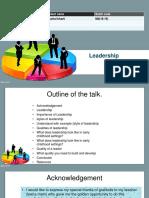 Kaushal Leadership