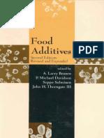 30692975 Food Additives 2ed