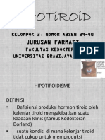 Hipotiroid Dari Ilyas