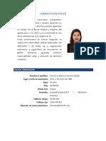 Curriculum Vitae - Giovanna 2018-Empresas