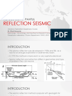 Modul 01 Seismik Refleksi