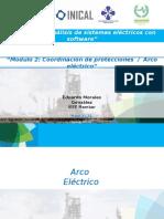 Mod Ll Arco Eléctrico Analisis SEs Con Software v0