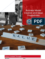 GBS Entreprenuership Value Proposition Seminar Series