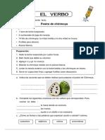 EL VERB1 2 hojas tercer grado 2019.docx