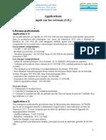 (Série 2 Applications IR VF Master)