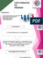 Trabajo Grupal La Invest Format en La Univ