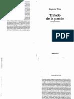 Tratado de La Pasion