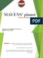 MAVENSplanet Process