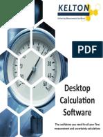 KELTON Desktop Calculation Software Brochure