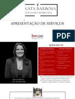 Renata Barbosa - Consultoria Imobiliária