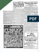 Recorte de La Vanguardia del domingo 12 de enero de 1975