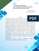 Paludo e DeMarco - 2017 - Ava Desempenho