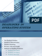 Deadlocks in Operating System