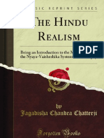 The Hindu Realism - 9781451019766