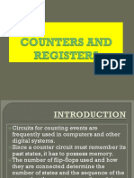 counters and register