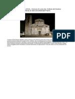 Lucca (Loc. S.maria Del Giudice) - Pieve Di S.giovanni Battista