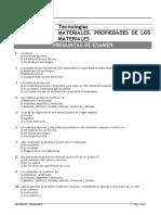 TEST DE MAT Y PROPIEDADES