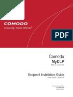 Comodo MyDLP Endpoint Installation Guide