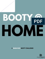 Diana Ruiz Booty Challenge