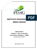 Etica Na Educacao