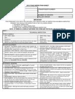 2010 Tech Inspect Sheet