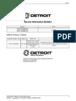 Código de Falla DD15 SPN 677 FMI 5