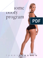 1111 Tammy Hembrow home booty guide