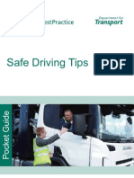 FBP1008 Safe Driving Tips