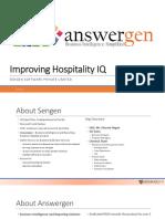 Sengen Presentation