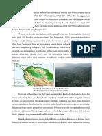 Kondisi Geomorfologi Banda Aceh